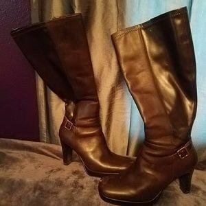 Skechers tall dress boots